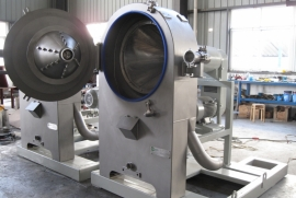 Centrifugal Sieve Machinery