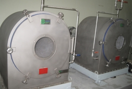 Centrifugal Sieve Starch Production