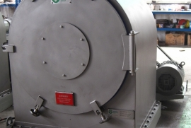 Centrifugal Sieve Machine