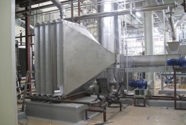Microtec Starch Dryer